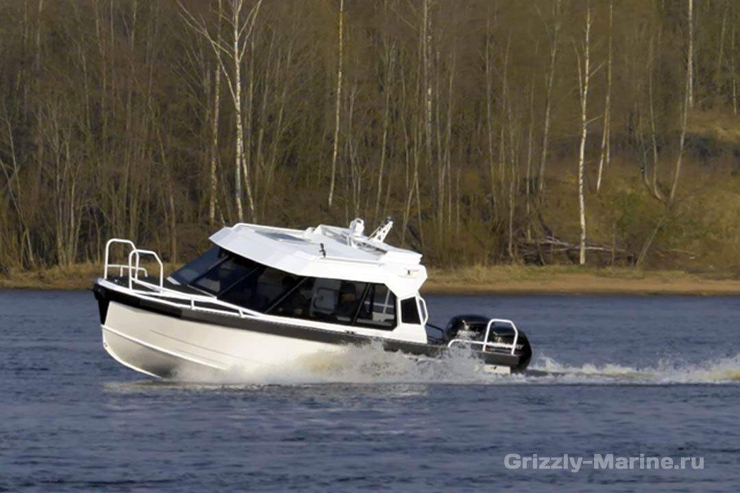 GRIZZLY G680 PRO TWIN Cruiser